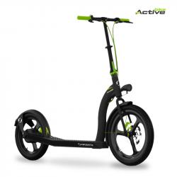 Active Bike - Argento...