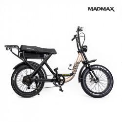 MadMax Fat eBike - Argento