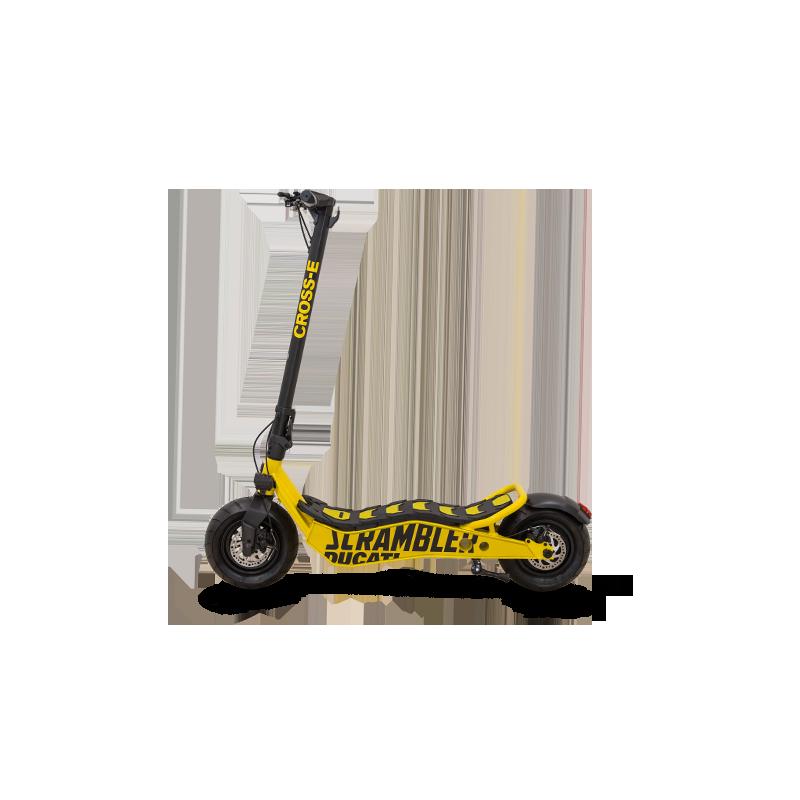 Ducati CITY CROSS-E Scrambler