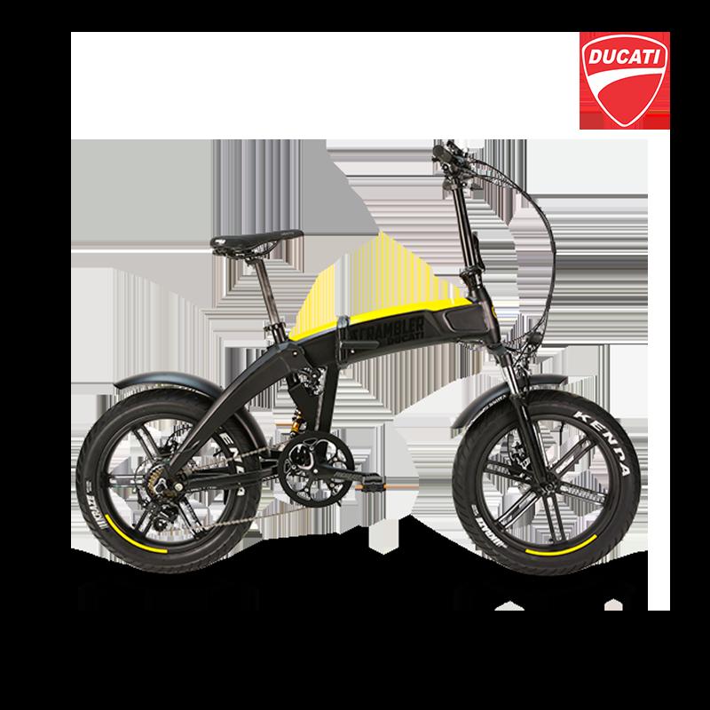 Scrambler SCR-E SPORT Ducati Foldable E-Bike